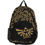 Triforce - Legend Of Zelda - Nintendo Backpack