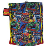 Marvel Comics Cinch Bag