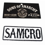 Samcro - Sons Of Anarchy Patch