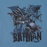 Batcycle - Dark Knight Rises Youth T-shirt
