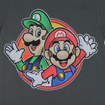 Mario And Luigi - Nintendo Youth T-shirt