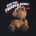 Sing The Thunder Song! - Ted T-shirt