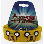 Jake Face - Adventure Time Wristband