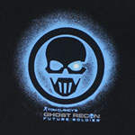 Ghost Recon Skull - Tom Clancy's Ghost Recon Future Soldier T-shirt