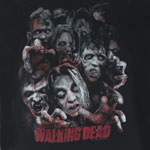 Zombie Horde - Walking Dead T-shirt