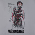 Walking Target - Walking Dead T-shirt