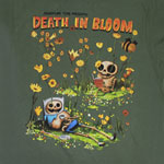 Death In Bloom - Adventure Time T-shirt