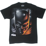 Stalk The Night - DC Comics T-shirt