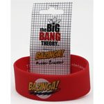 Bazinga! - Big Bang Theory Wristband