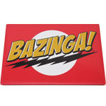 Bazinga! - Big Bang Theory Magnet