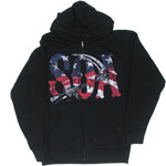 American Anarchy - Sons Of Anarchy Hooded Sweatshirt