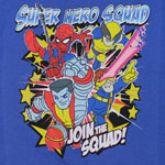 Join The Squad! - Marvel Super Hero Squad Toddler T-shirt