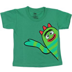 Brobee On The Side - Yo Gabba Gabba Toddler T-shirt