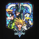 Funny Hats - Kingdom Hearts T-shirt