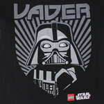 Vader - LEGO Star Wars Youth T-shirt
