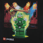 Extreme Green - LEGO Ninjago Youth T-shirt