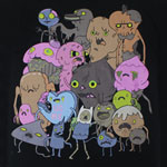 Candy Zombies - Adventure Time T-shirt