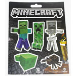 Monsters - Minecraft Sticker Pack