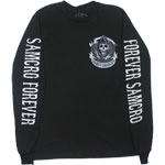 SAMCRO Forever - Sons Of Anarchy Long Sleeve T-shirt
