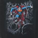 Superman Defense - DC Comics T-shirt