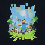 Adventure - Minecraft Youth T-shirt