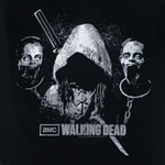 Michonne With Zombie Heads - Walking Dead T-shirt