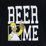 Beer Me - Simpsons T-shirt