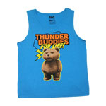Thunder Buddies For Life! - Ted Tank Top