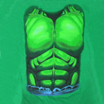Hulk Costume - Marvel Comics T-shirt