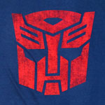 Retro Autobot - Transformers Sheer T-shirt