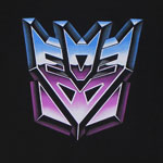 Decepticon Logo - Transformers T-shirt