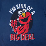 I'm Kind Of A Big Deal - Sesame Street Sheer T-shirt