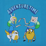 Finn Meets Fiona - Adventure Time T-shirt