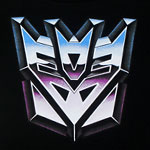 Decepticon Logo - Transformers Infant T-shirt