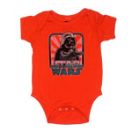 Vader In Hand - Star Wars Infant Onesie