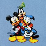 Group Hug - Disney T-shirt