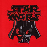 Darth Head - Star Wars Toddler T-shirt