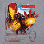 Iron Man 3 Youth T-shirt
