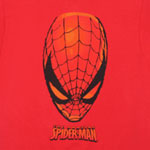 Spider-Man Face - Marvel Comics Youth T-shirt