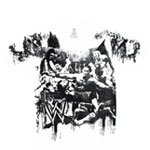 Wrestlers Intro - WWE T-shirt
