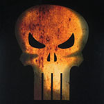 Punisher Skull - Marvel Comics T-shirt