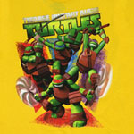 Turtles Attack! - Teenage Mutant Ninja Turtles Juvenile T-shirt