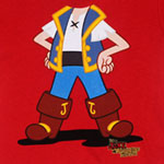 Jake Body - Jake And The Neverland Pirates Toddler  T-shirt