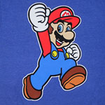 Mario Jumping - Nintendo Youth T-shirt