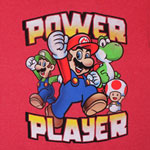 Power Player - Nintendo Youth T-shirt