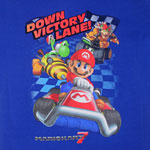 Down Victory Lane! - Mario Kart Boys T-shirt