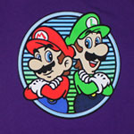 The Bros - Nintendo T-shirt