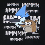 Hmmm - Regular Show T-shirt