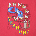 Awwww Yeahuh! - Regular Show T-shirt