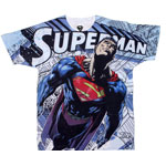Big Steel Man - DC Comics T-shirt